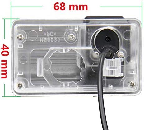 HD 720p Cámaras de visión Trasera Universal Vista Trasera cámara Cámara de Marcha Atrás CCD para Toyota Corolla Verso 2004-2011
