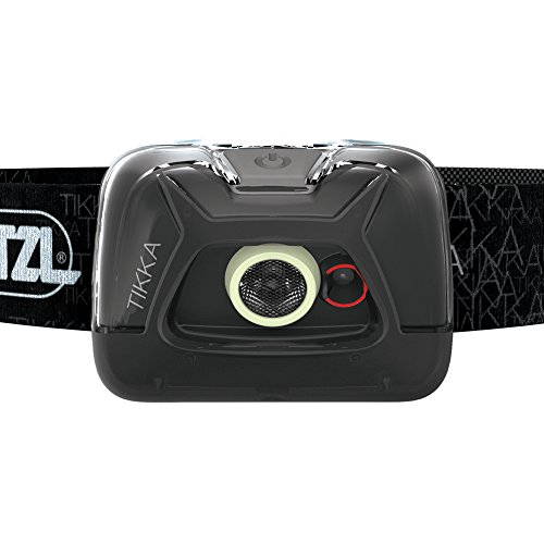 PETZL – Tikka Headlamp, 200 Lumens, Standard Lighting