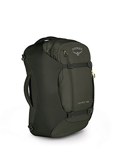 Osprey Packs Osprey Packs Porter 65 Travel Backpack, Castle Grey, One Size, Castle Grey, One Size