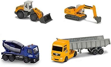 Majorette 212057972 Big Construction Gift Pack