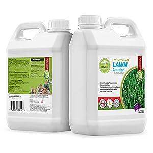 Eco Garden PRO Liquid Lawn Aerator – Liquid Soil Conditioner | Clay Soil Treatment | Loosener for Compact Soil…
