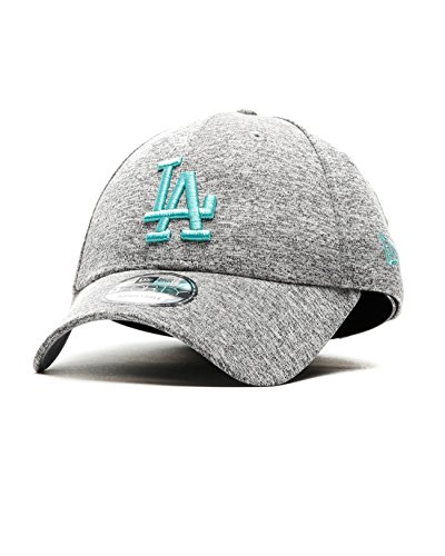 Gorra New Era – 9Forty Mlb Los Angeles Dodgers Tech Jersey gris/turquesa talla: Ajustable