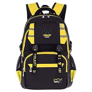 Children School Bags Large Capacity School Backpack Portfolio Orthopedics Backpacks for Boys and Girls Schoolbag Sac EnfantGold