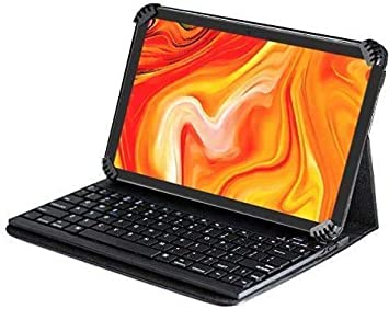 Navitech Black Wireless Multi OS Keyboard Compatible with All Android//Windows /& iOS Tablets Including The Springdoit 9-inch Tablet