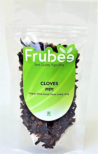 Spice of India Cloves, Original Kerala Cloves, Lavang, Laung (Whole, Akkha)-200 Grams ()