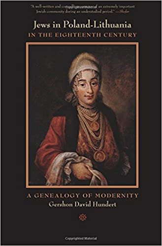 Amazon jews in poland lithuania in the eighteenth century a jews in poland lithuania in the eighteenth century a genealogy of modernity first edition fandeluxe Gallery