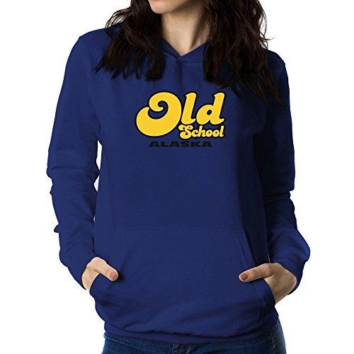 OLD SCHOOL Alaska Women Hoodie