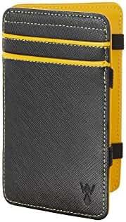 Würkin Stiffs RFID Blocking Leather Magic Wallet