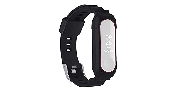 Amazon.com: NMSLA Xiaomi Mi Band 4 3 Replacement Band ...