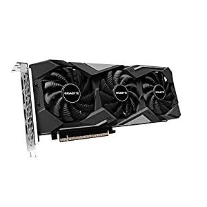Gigabyte Radeon Rx 5500 Xt Gaming OC 8G Graphics Card, PCIe 4.0, 8GB 128-Bit GDDR6, Gv-R55XTGAMING OC-8GD Video Card