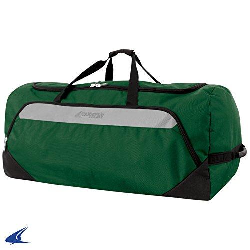 Champroスポーツジャンボall-purpose Bag on Wheels B01HQCGCHEChampro Sports Jumbo All-Purpose Bag On Wheels, Forest Green, 36\ Forest Green
