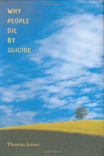 Why People Die by Suicide by Brand: Harvard University Press
