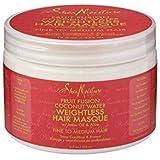 Shea Moisture Fruit Fusion Coconut Water Weightless Hair Masque, 12 Ounce