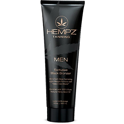 Hempz® Mens Exclusive Black Bronzer