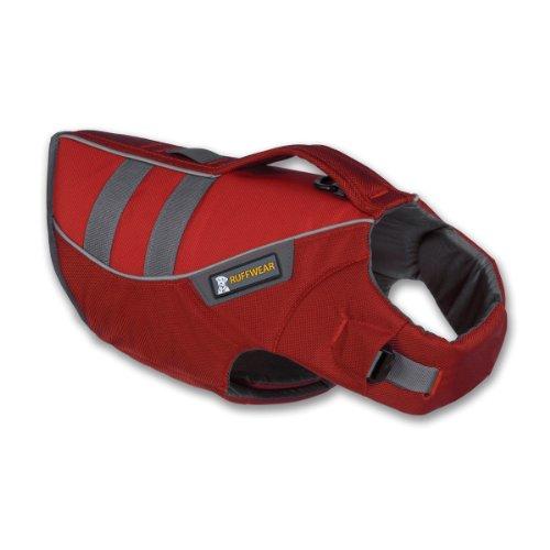 Ruffwear 45101-615M K9 Float Coat Schwimmweste für Hunde, M, rot