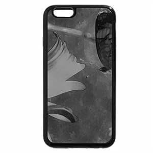 iPhone 6S Plus Case, iPhone 6 Plus Case (Black & White) - Summer