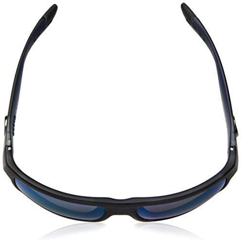 Costa Motu Sunglasses Black Teak Framegreen Mirror 580p