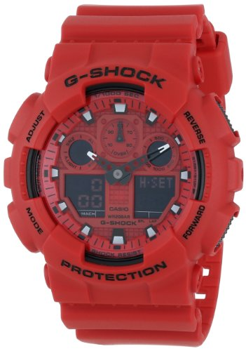 Casio GA 100 G Shock Highlights Trending