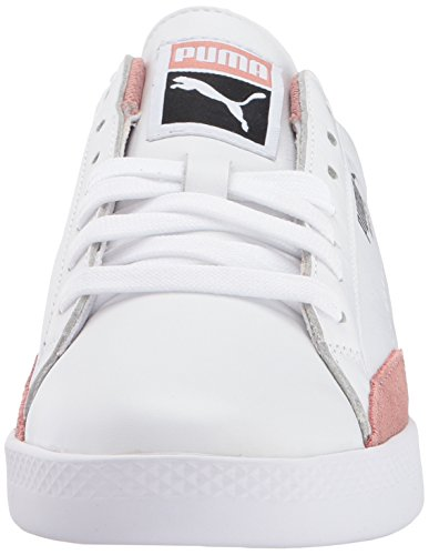 Athlétiques Lo cameo Brown Match White Puma Femmes Chaussures PqRAAT