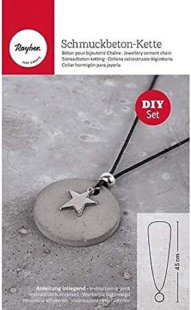 Moule étoile pour béton créatif 11 cm