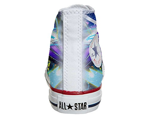 Converse Customized Adulte - chaussures coutume (produit artisanal) Street Style