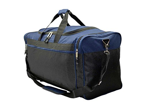 DALIX Extra Vacation Travel Duffle product image