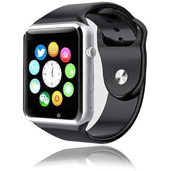 Amazon.com: Smart Watch for Android,HongTu Waterproof Sport ...