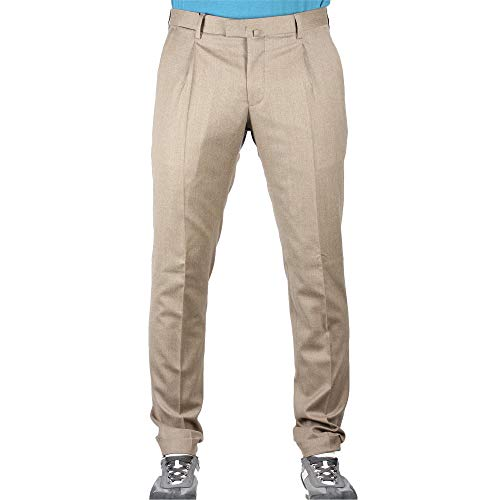 Uomo Lana Tortora Briglia Briglia Pantalone Pantalone t7wY6pWq4x