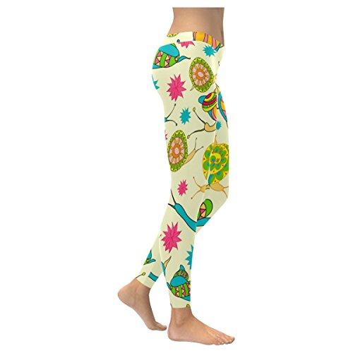 Zenzzle - Leggings sportivi -  donna