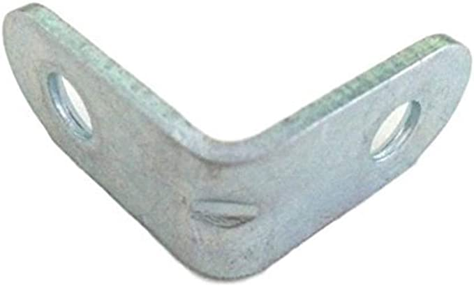 "Corner Brace L Bracket Joint Right Angle 2 1//2/"" x 2 1//2/"" Zinc plated 500pcs"