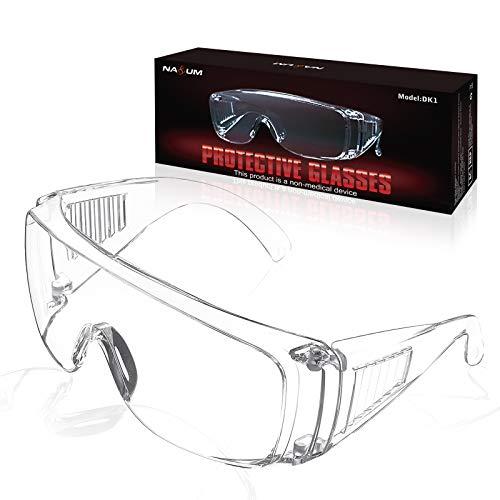 NASUM Plegable Gafas Protectoras, Gafas de