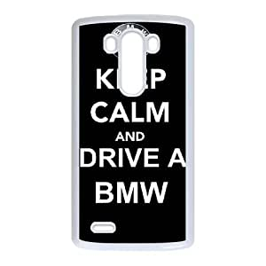 Bmw LG G3 Cell Phone Case White persent xxy002_6865906