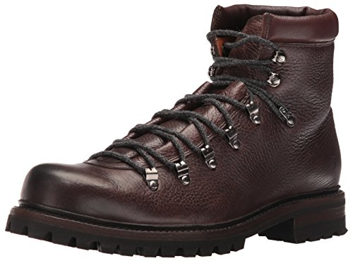 Frye Mens Wyoming Escursionista Neve Stivale Marrone Scuro