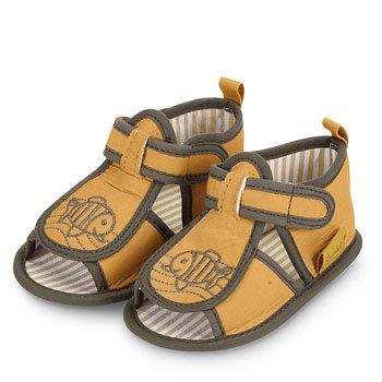 Sterntaler Baby Sandale Farbe: 310 Größe 21-22 55117 (21/22, hellblau 310) hellblau 310