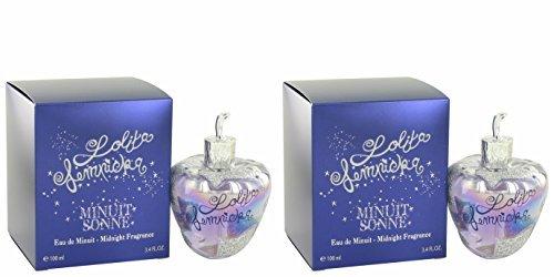 Llita lmpicka minnuit sonne midnight fragrance perfume for women 34 oz eau de parfum spray 2014 2 pack a free 17 oz body wash