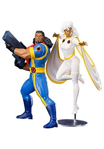 Bishop & Storm Two-Pack ARTFX+ -