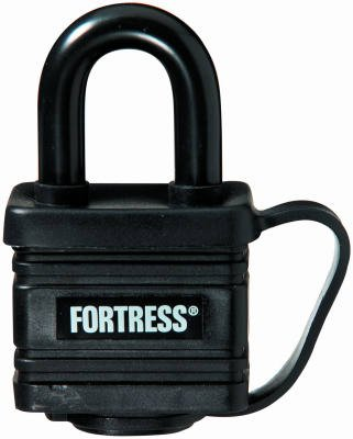 Master Lock 1804D 1.56 in. Covered Laminated Steel Padlock