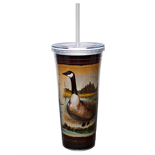 Canada Goose Double-Wall Insulated Acrylic Tumbler by American Expedition