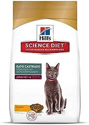 Ração Hill's Science Diet para Gatos Adultos Castrados - 7