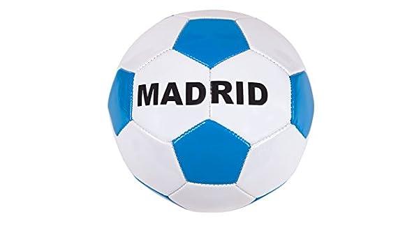 Toinsa - Balón Fútbol Blanco y Azul
