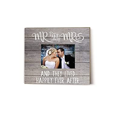 Kindred Hearts 13.6 x11.6  Mrs. Gray Slat Picture Frame
