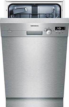 Siemens iQ100 SR415S03CE lavavajilla Semi-incorporado 9 cubiertos ...