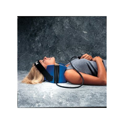 Pronex Pneumatic Cervical Traction Device, Large (16'' - 18'') by Glacier Cross