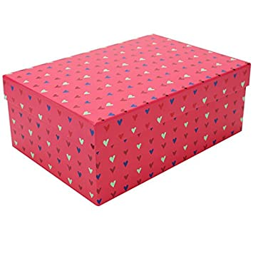 Amazon Com Recollections Valentine S Day Gift Box Playful Hearts