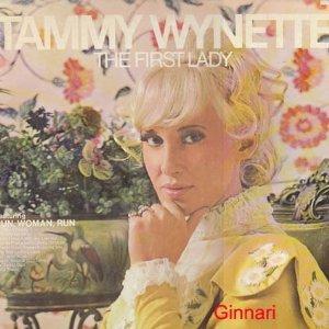 Tammy Wynette Tammy Wynette The First Lady Lp 41625