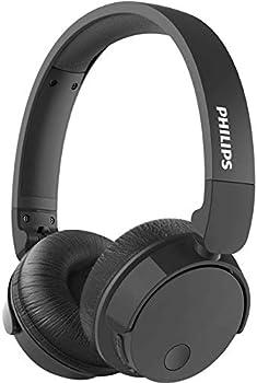 Philips BASS+ BH305 Wireless Active Noise Canceling Headphones
