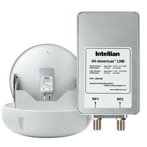 The Amazing Quality Intellian All-Americas LNB