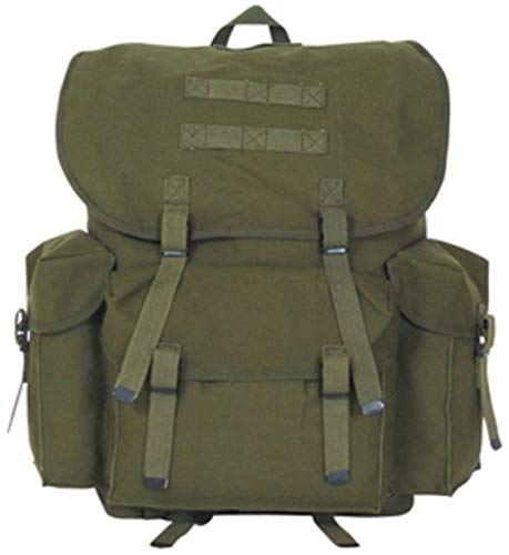 Fox Outdoor Products NATO Style Rucksack, Olive Drab, 19 x 12-Inch from Fox Outdoor Products