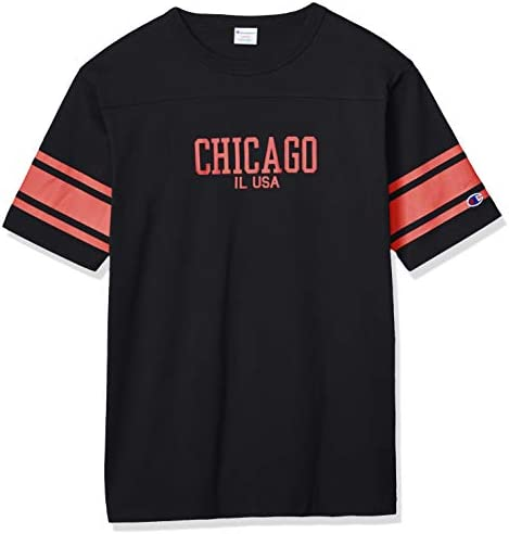 S/S フットボール Tシャツ キャンパス C3-R326 メンズ