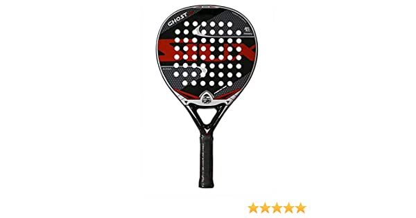 Siux Pala Padel Ghost Red: Amazon.es: Deportes y aire libre
